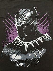 Camisa Camiseta T-shirt Pantera Negra
