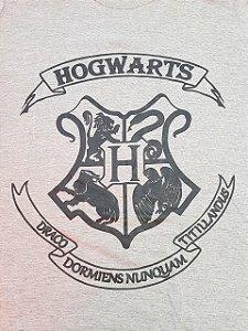 Camisa Camiseta T-shirt Harry Potter Hogwarts
