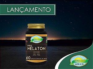 Pre Melaton - 60 Cápsulas 800mg.