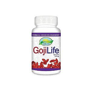 Goji life 60 cápsulas 700mg