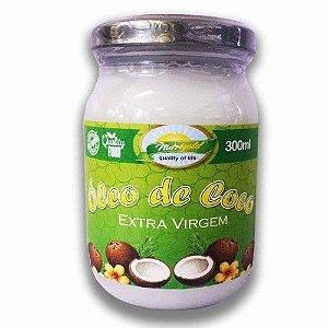 Óleo de Coco Extra Virgem Líquido 250ml
