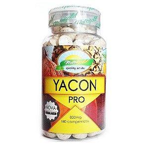 Yacon Pro (Batata Yacon concentrada) 180 Comp.