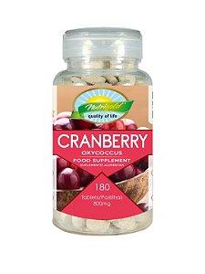 Cranberry PRO 800mg  - 180 comprimidos