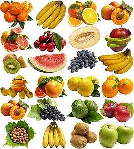 Kit c/ 6 Tipos de Mudas Frutíferas - Nespera-Romã-Amora-Jabuticaba-Grumixama-Cereja
