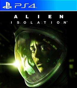 Alien: Isolation - PS4 PSN Mídia Digital
