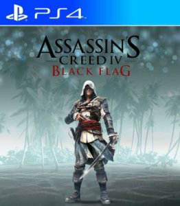 Assassin's Creed IV Black Flag - PS4 PSN Mídia Digital