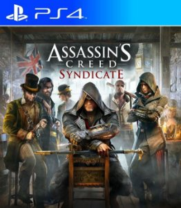 Assassin's Creed Syndicate - PS4 PSN Mídia Digital