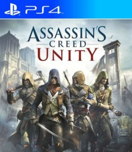 Assassin's Creed Unity - PS4 PSN Mídia Digital