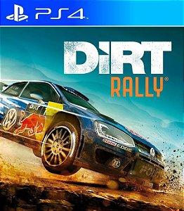 Dirt Rally - PS4 PSN Mídia Digital
