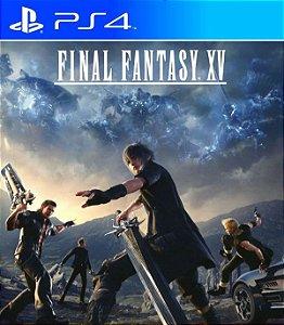 FINAL FANTASY XV - PS4 PSN Mídia Digital