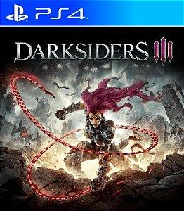 Darksiders III - PS4 PSN Mídia Digital