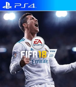 FIFA 18 - PS4 PSN Mídia Digital