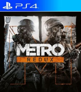 Metro Redux - PS4 PSN Mídia Digital