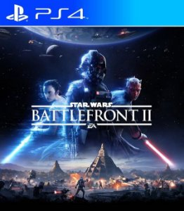 STAR WARS Battlefront II - PS4 PSN Mídia Digital