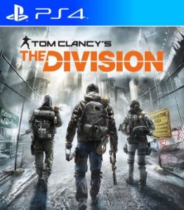 Tom Clancys The Division - PS4 PSN Mídia Digital