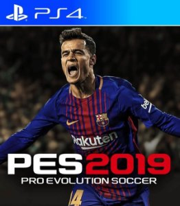 PES 2019 - PS4 PSN Mídia Digital