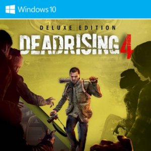 Dead Rising 4 Deluxe Edition (Windows Store)