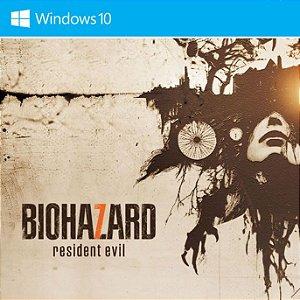 RESIDENT EVIL 7 (Windows Store)