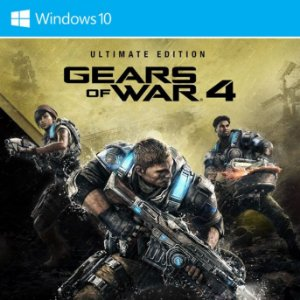 Gears of War 4 Ultimate Edition (Windows Store)