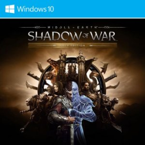 Middle-earth: Shadow of War Gold Edition (Windows Store)