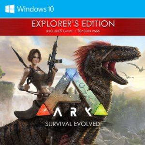 ARK: Survival Evolved Explorer's Edition (Windows Store)