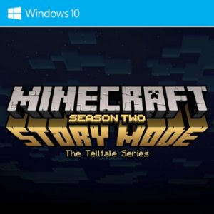 Minecraft: Story Mode - Season Two (Windows Store)