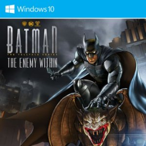 Batman: The Enemy Within - The Telltale Series (Windows Store)