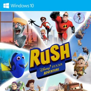 Rush: A DisneyPixar Adventure (Windows Store)