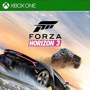 Forza Horizon 3 - Xbox One Mídia Digital