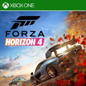 Forza Horizon 4 Standard Edition - Xbox One Mídia Digital