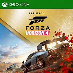 Forza Horizon 4 Ultimate Edition - Xbox One Mídia Digital
