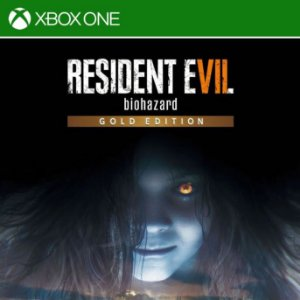 RESIDENT EVIL 7 Gold Edition - Xbox One Mídia Digital