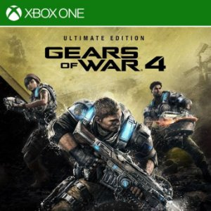 Gears of War 4 Ultimate Edition - Xbox One Mídia Digital