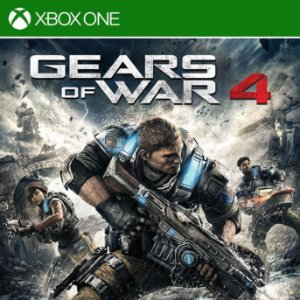 Gears of War 4 - Xbox One Mídia Digital