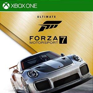 Forza Motorsport 7 Ultimate Edition - Xbox One Mídia Digital