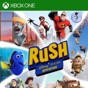 Rush: A DisneyPixar Adventure - Xbox One Mídia Digital