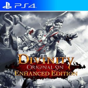 Divinity: Original Sin - PS4 PSN Mídia Digital