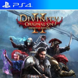 Divinity: Original Sin 2 - PS4 PSN Mídia Digital