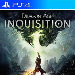 Dragon Age: Inquisition - PS4 PSN Mídia Digital