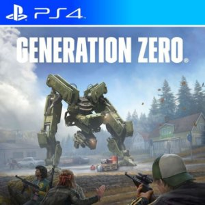 Generation Zero - PS4 PSN Mídia Digital