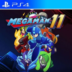 Mega Man 11 - PS4 PSN Mídia Digital