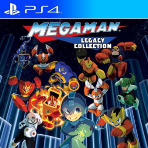 Mega Man Legacy Collection - PS4 PSN Mídia Digital
