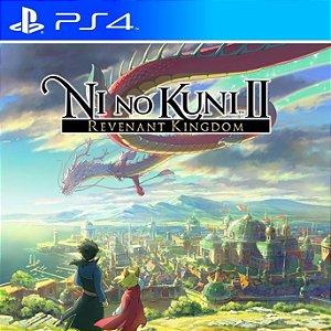 Ni no Kuni II: REVENANT KINGDOM - PS4 PSN Mídia Digital