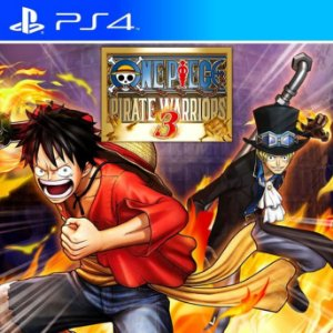 One Piece: Pirate Warriors 3 - PS4 PSN Mídia Digital