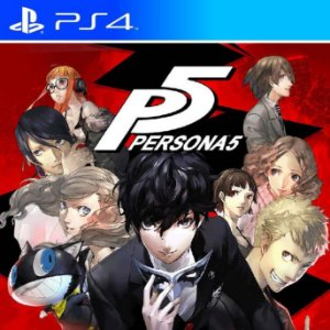 Persona 5 - PS4 PSN Mídia Digital
