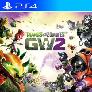 Plants vs. Zombies Garden Warfare 2 - PS4 PSN Mídia Digital