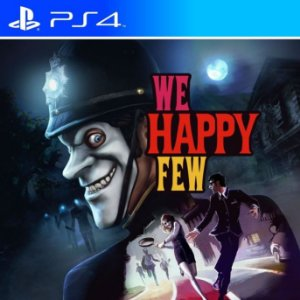 We Happy Few - PS4 PSN Mídia Digital