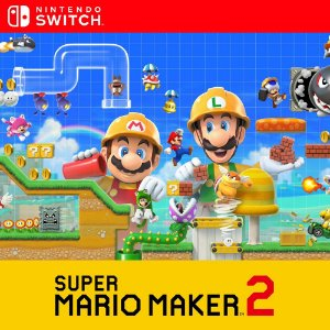 Super Mario Maker 2 - Nintendo Switch Mídia Digital
