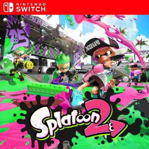 Splatoon 2 - Nintendo Switch Mídia Digital