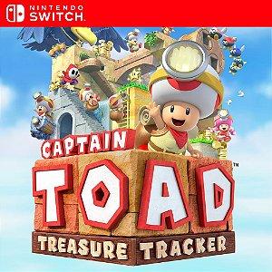 Captain Toad: Treasure Tracker - Nintendo Switch Mídia Digital